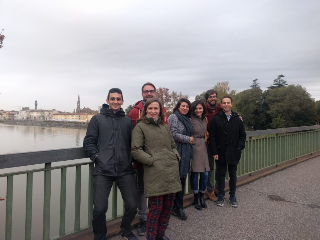 3rd Partner's Meeting in Florence
